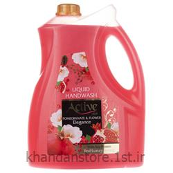 عکس مواد شوینده و پاک کنندهمایع دستشویی 4 لیتری اکتیو
