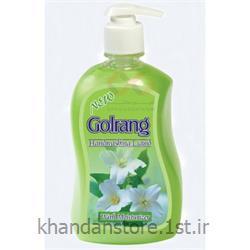 مایع دستشویی 0.5 لیتری گلرنگ