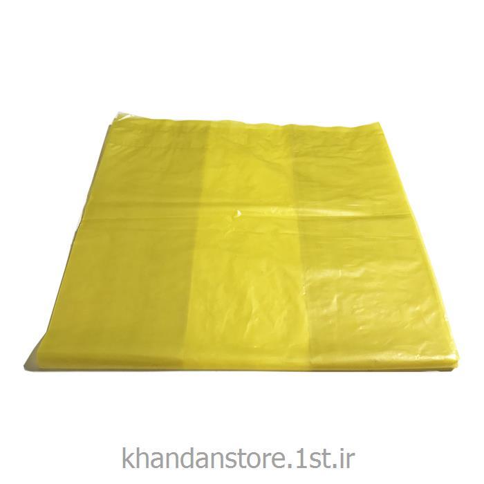 عکس سایر وسایل نظافت خانه و لوازم جانبیکیسه 45*55 زرد