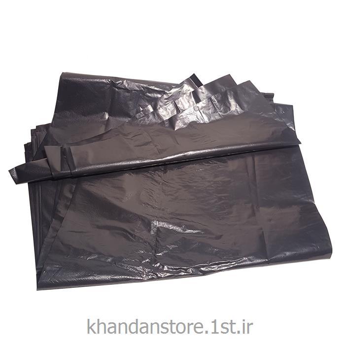 عکس سایر وسایل نظافت خانه و لوازم جانبیکیسه زباله 80*120 مشکی