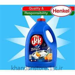 مایع ظرفشویی 4 لیتری پریل