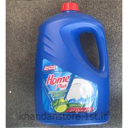 عکس مواد شوینده و پاک کنندهمایع ظرفشویی هوم کر 3750 گرم