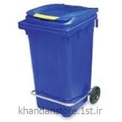 عکس سطل زباله (سطل آشغال)سطل چرخدار