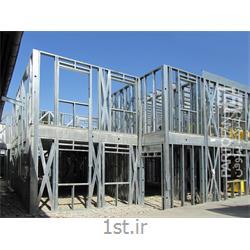 ساختمان سرای محله صادقیه به روش پیش ساخته LSF