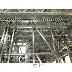 ساختمانهای سرویس بهداشتی سطح مناطق به روش پیش ساخته LSF