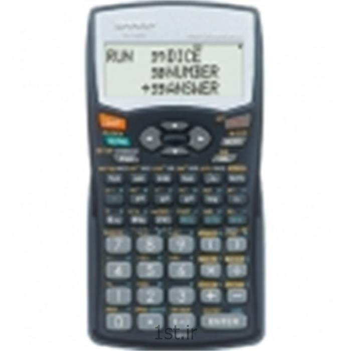 عکس ماشین حسابماشین حساب مهندسی EL-5250 شارپ