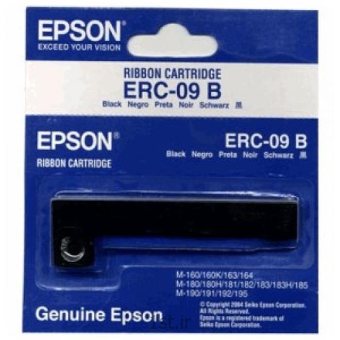 عکس ریبون چاپگر (پرینتر)ریبون پرینتر اپسون مدل EPSON ERC09