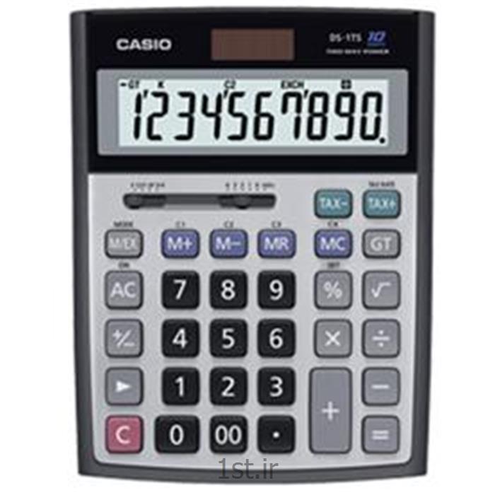 ماشین حساب رومیزی کاسیو مدل CASIO DS-1TS