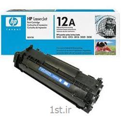 عکس کیت شارژ جوهر و کارتریجکارتریج لیزری اچ پی مدل 12A HP