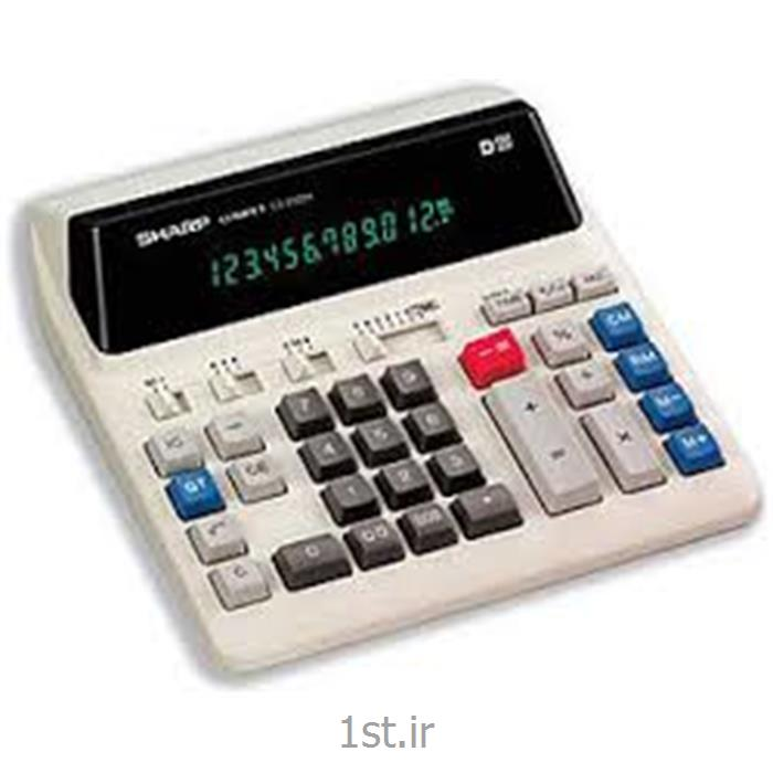 عکس ماشین حسابماشین حساب لامپی شارپ مدل SHARP CS-2122H