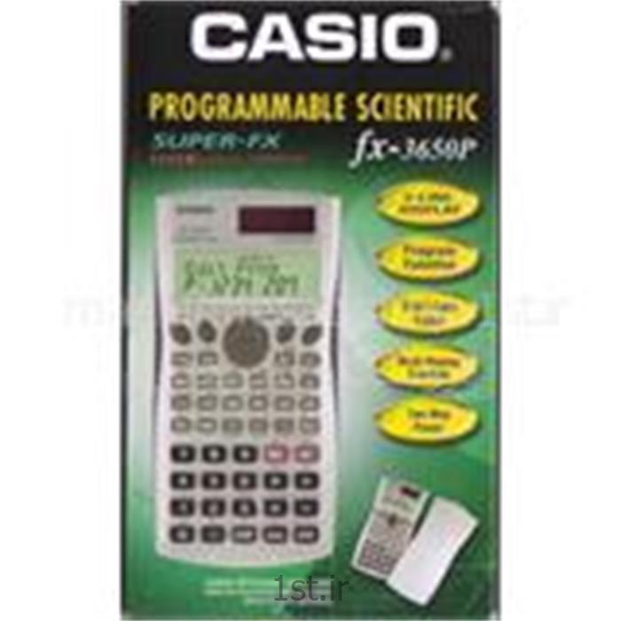 عکس ماشین حسابماشین حساب علمی مهندسی کاسیو مدل CASIO FX-3650P