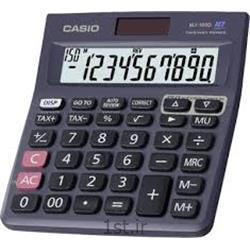 عکس ماشین حسابماشین حساب رومیزی کاسیو مدل CASIO MJ-100D