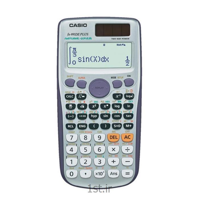 عکس ماشین حسابماشین حساب کاسیو مدل fx-82ES PLUS
