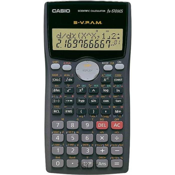 ماشین حساب علمی مهندسی FX 570 MS