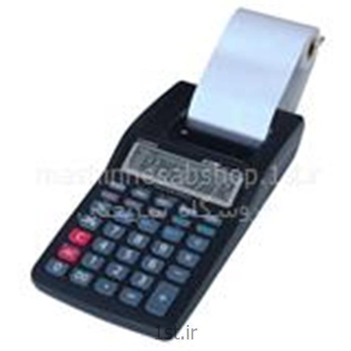 عکس ماشین حسابماشین حساب چاپگر رومیزی کاسیو مدل CASIO HR-8TM-BK