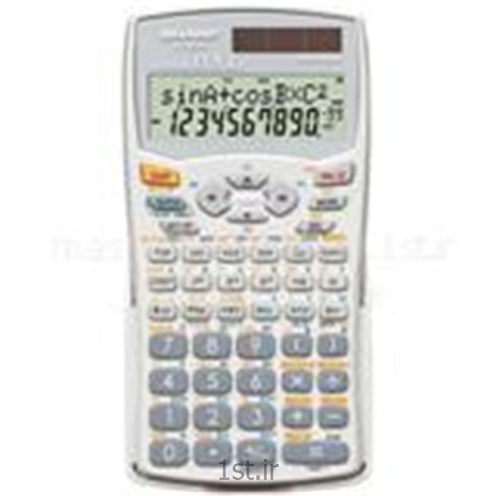 عکس ماشین حسابماشین حساب مهندسی شارپ مدل SHARP EL-520W
