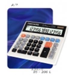 عکس ماشین حسابماشین حساب رومیزی کاسیو مدل DS-120TV