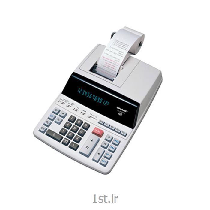 عکس ماشین حسابماشین حساب چاپگر شارپ مدل SHARP EL-2607P
