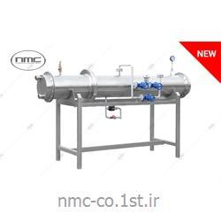 عکس سایر ماشین آلات تولید مواد غذاییدستگاه پری هیتر لوله ای مدل KPT 3650