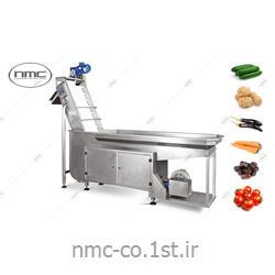 دستگاه شستشو و بالابر محصولات خوشه دار مدل kpt 4006