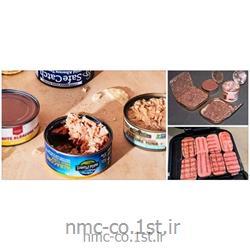 تجهیزات و ماشین آلات خط تولید و بسته بندی کنسرو گوشتی و خورشتی