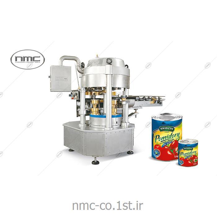 ماشین آلات و دستگاههای اتوماتیک دربند قوطی فلزی seamer<