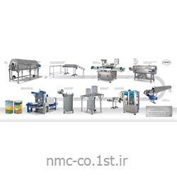 ماشین آلات خط تولید و بسته بندی کنسرو نخود سبز - حبوبات مدل kptnmc2020