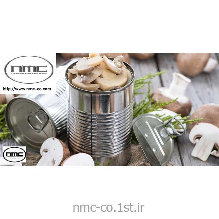 عکس سایر ماشین آلات تولید مواد غذاییخط تولید و بسته بندی کنسرو قارچ