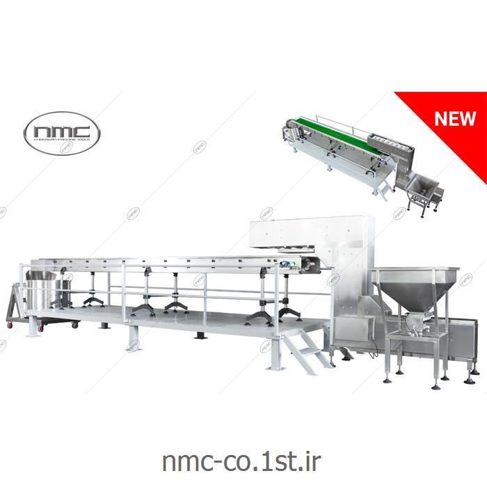 عکس سایر ماشین آلات تولید مواد غذاییخط اتومات تولید کنسرو برنج و خورشت و گوشت و کله پاچه در قوطی