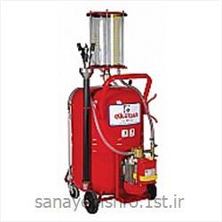 دستگاه ساکشن (مکش روغن) برقی 90 لیتری گولرسان ترکیه