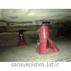 عکس سایر ابزارهاخرک تعمیرگاهی خودرو (2تن) - جک ثابت