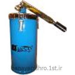 دستگاه گریس پمپ سطلی (دستی) 10کیلویی آکسان