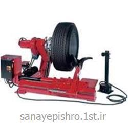دستگاه لاستیک دراور کامیون سایز رینگ 14-26
