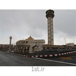 سفتکاری مسجد دانشگاه آزاد اسلامی واحد قزوین