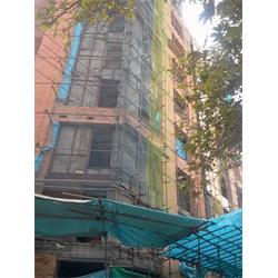 اجرای ساختمان های اداری تجاری