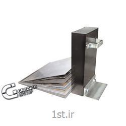 عکس دستگاه جداساز مواد معدنیورق بازکن مغناطیسی مدل GPFM 25×50