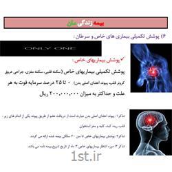 پوشش تکمیلی بیمه بیماری های خاص و سرطان