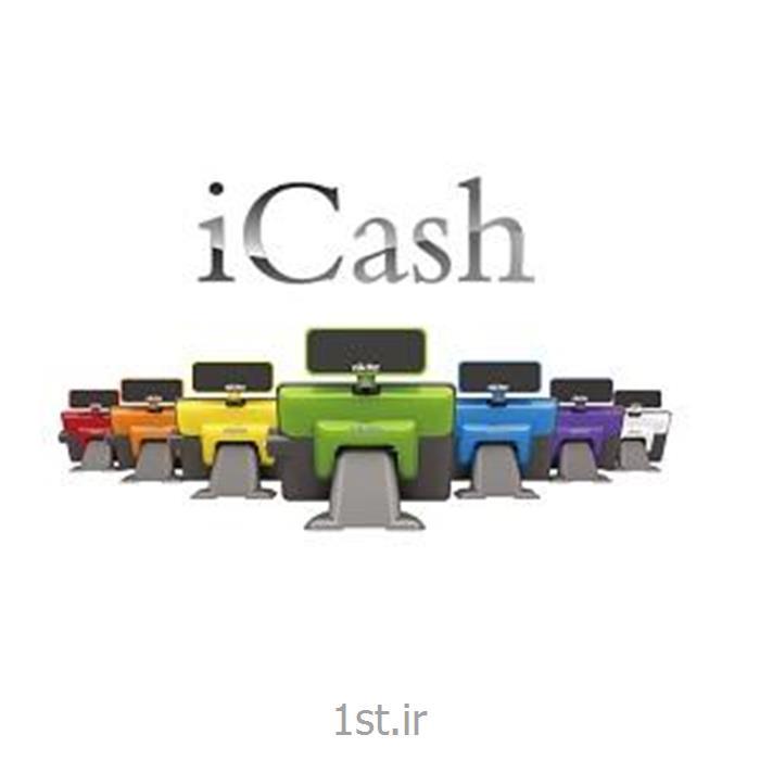 عکس میز صندوق فروشگاهی (صندوق پول و کشوی فروشگاهی)صندوق فروشگاهی نیکیتا مدل Nikita iCash A715
