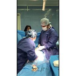 عمل جراحی سزارین (بیمارستان فرمانیه)