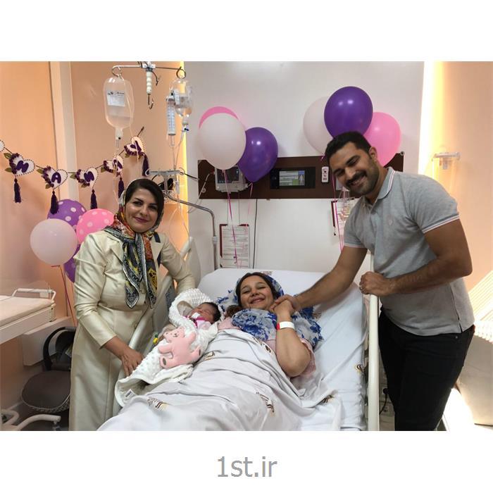 عکس جراحیعمل سزارین بیمارستان نیکان