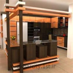 (MDF)اجرای سیستم آشپز خانه