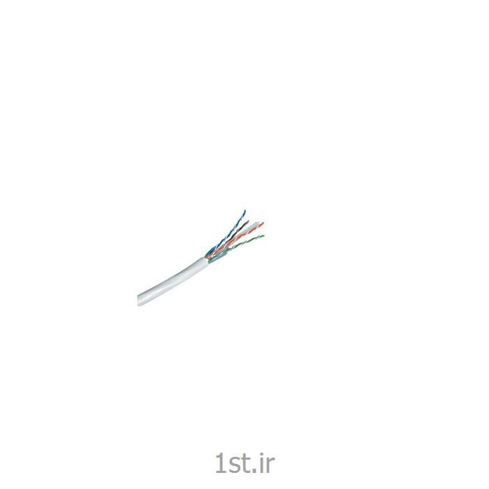 عکس کابل شبکه و پچ کوردکابل شبکه کت 6 آر اند ام (Cable Cat.6 UTP R&M )