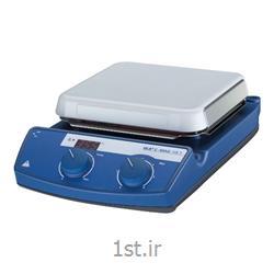 عکس ماشین آلات تولید لبنیاتمگنت استیرر IKA آلمان مدل C-MAG HS 7