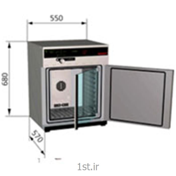 عکس ماشین آلات تولید لبنیاتانکوباتور ممرت آلمان مدل IPP 400 memmert