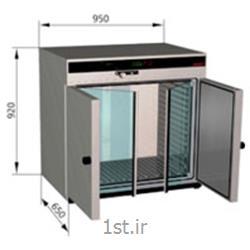 عکس ماشین آلات تولید لبنیاتانکوباتور ممرت آلمان مدل INE 600 memmert