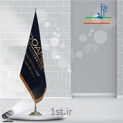 عکس پرچم، بنر و لوازم جانبیپرچم تشریفات چاپ لیزر ابعاد 90x150