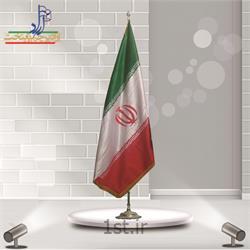پرچم تشریفات ساتن ایران ابعاد 150*90
