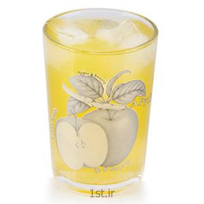 لیوان شهاب سیب نقره ای