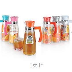 عکس بطری آببطری رمانتیک پینگو رنگین کمان