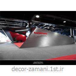 دیوارپوش و سقف کاذب اذران پلاستیک کد B402